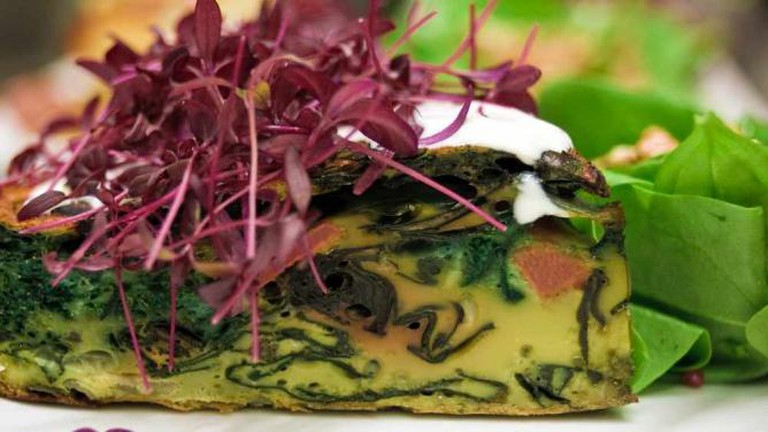 Veggie frittata | Tavallai/Flickr
