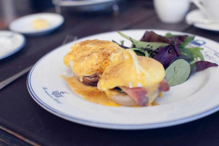 Eggs benedict | Aurimas/Flickr