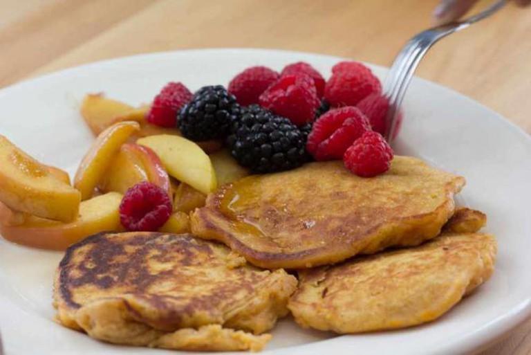 Sweet potato pancakes | Steven Depolo/Flickr