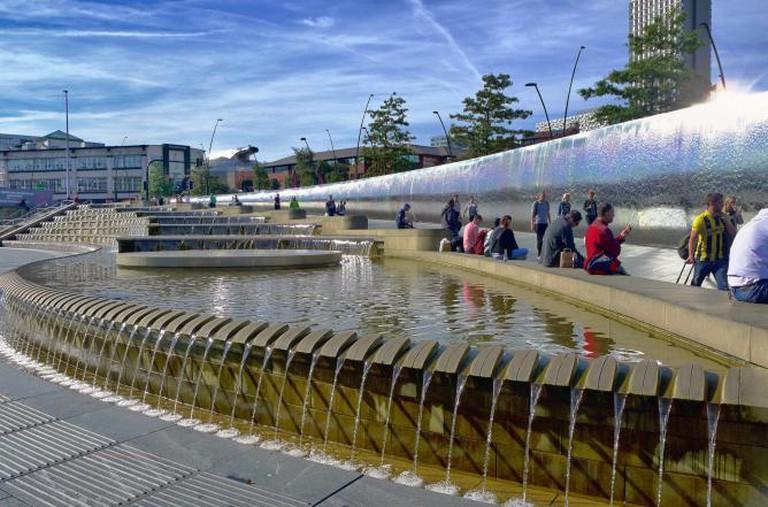 Sheffield Fountain | © DncnH/Flickr