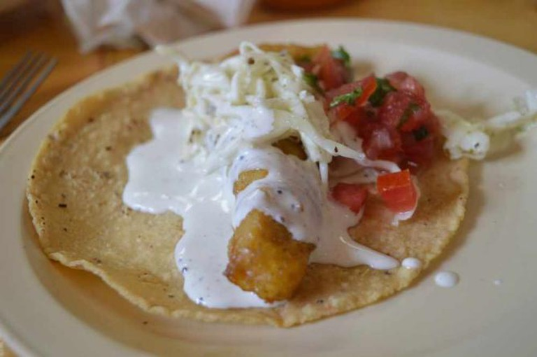 Taco de Tilapia I © Maya Sankey-Black