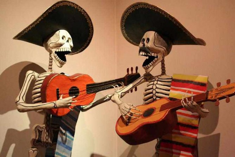 The Day of the Dead at Arte Américas | © R Kurtz/Flickr