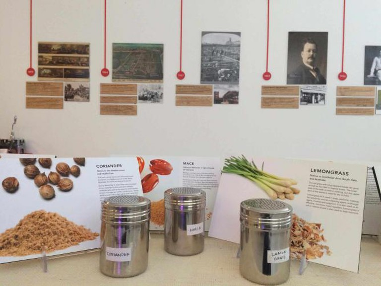 Foodseum exhibit detail   © Benita Gingerella