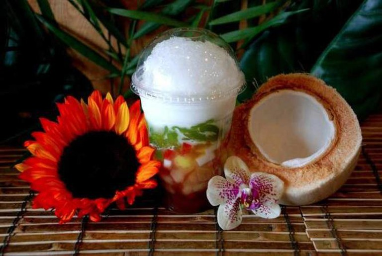 Vietnamese dessert drink | Courtesy of BAMBU Desserts & Drinks