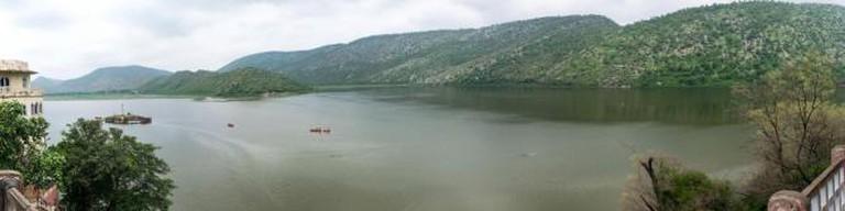 Siliserh Lake panorama | © Ashish Gupta/flickr