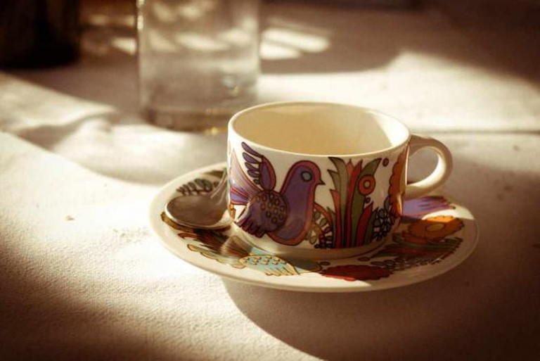 Painted Coffee Cup © Paolo Trabattoni/Flickr