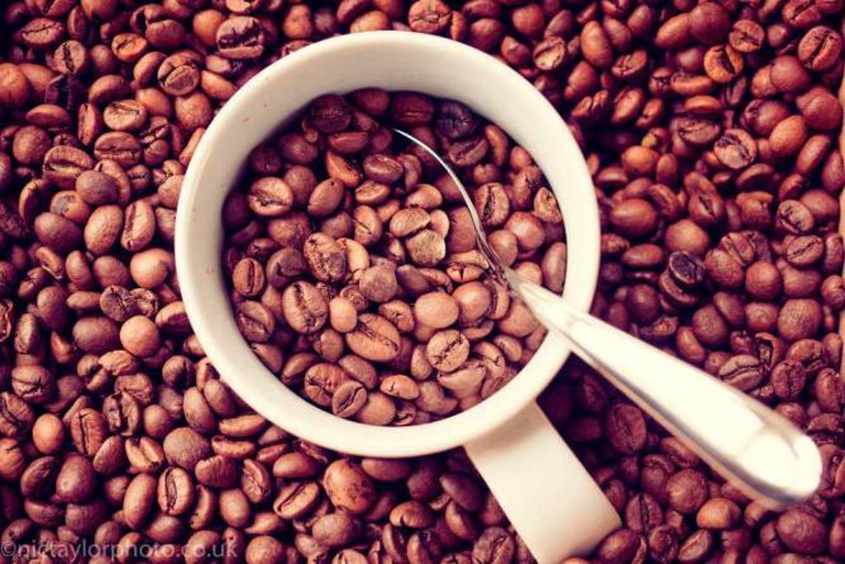 Coffee Beans © Nic Taylor/Flickr