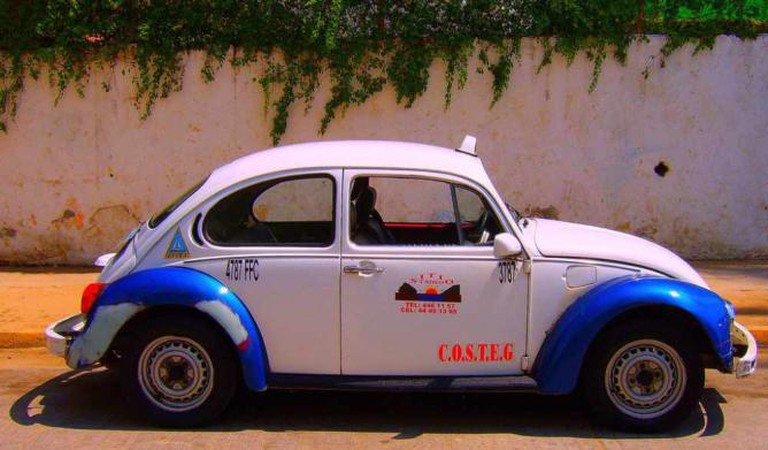 Taxi © haRee/Flickr