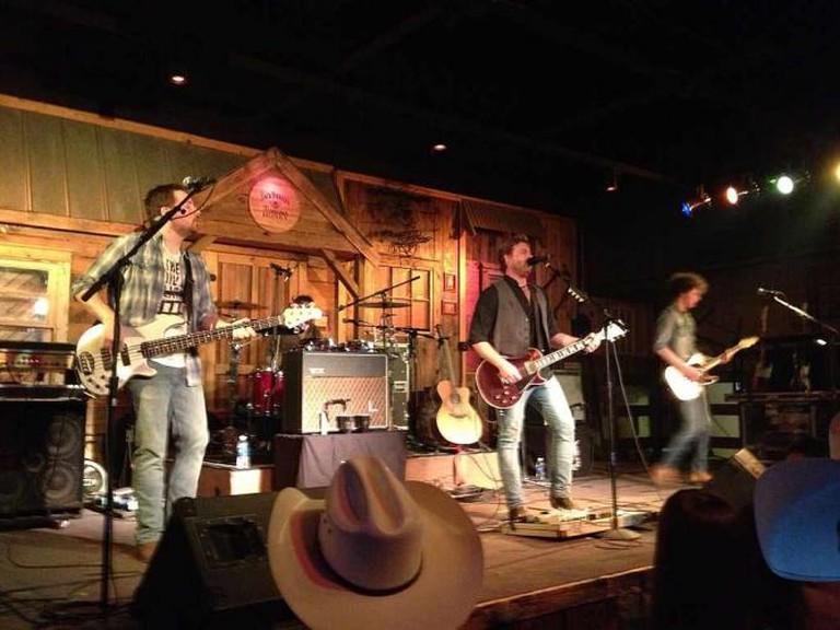 John David Kent Big Texas Spring May 3 2013
