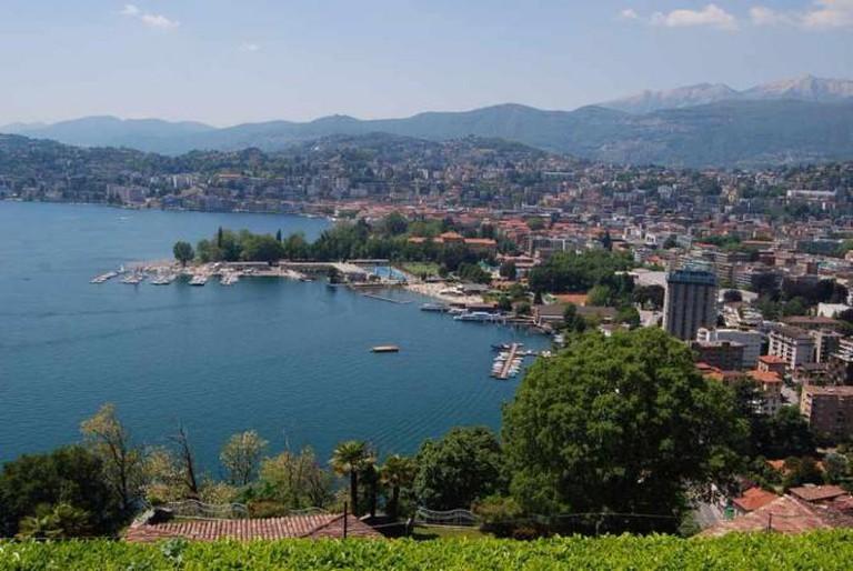 Lake Lugano ©Vasile Cotovanu/Flickr