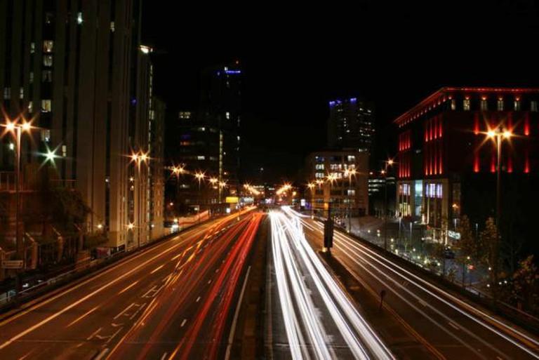City nights | © Snow Blind/Flickr