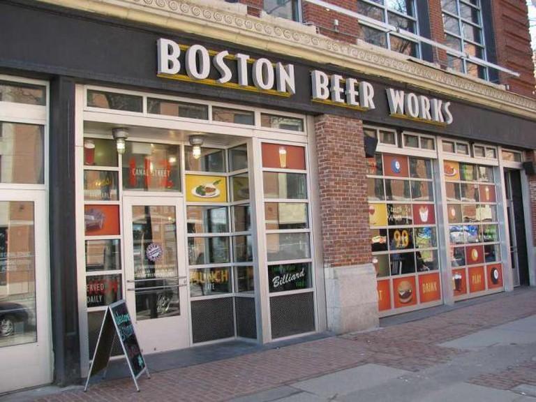 Boston Beer Works © rebuildingsince92/flickr