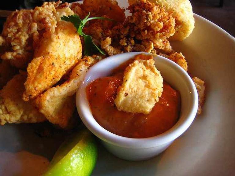 fried calamari | © rick/Flickr