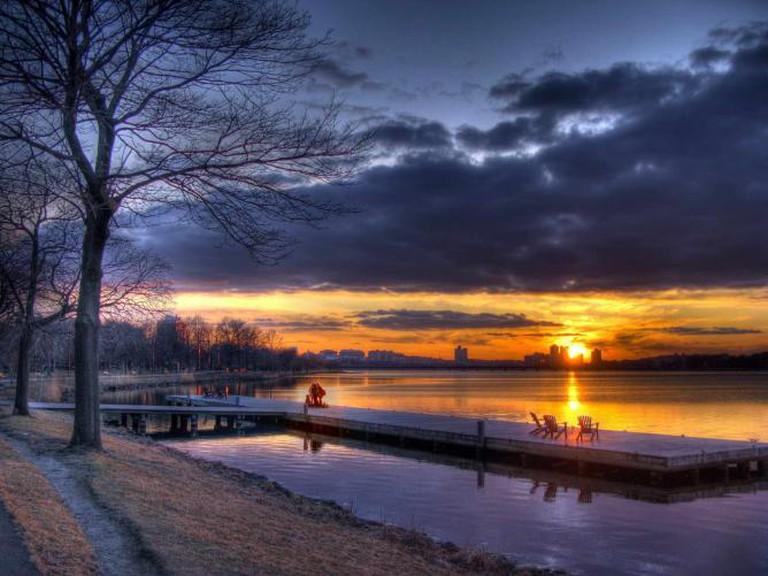 Charles River Basin © Robert Lowe/flickr