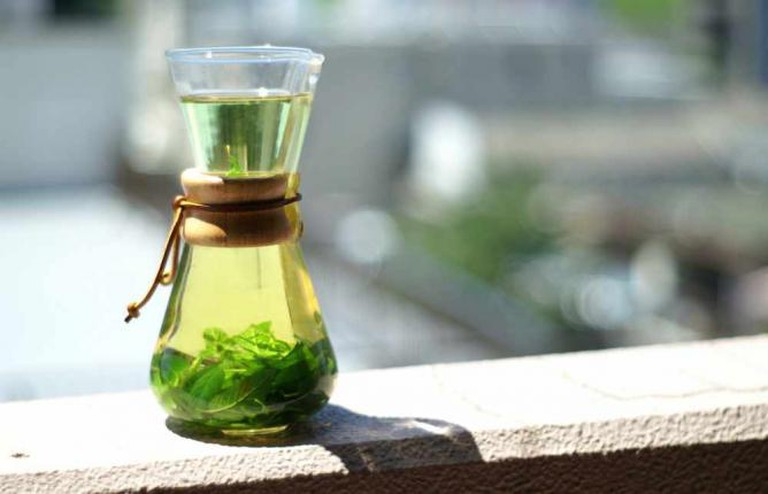 Mint Tea | © NohchiOda/Flickr