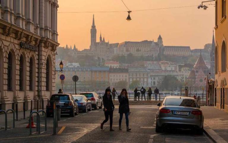 A street in Budapest   © Marcell Katona/Flickr