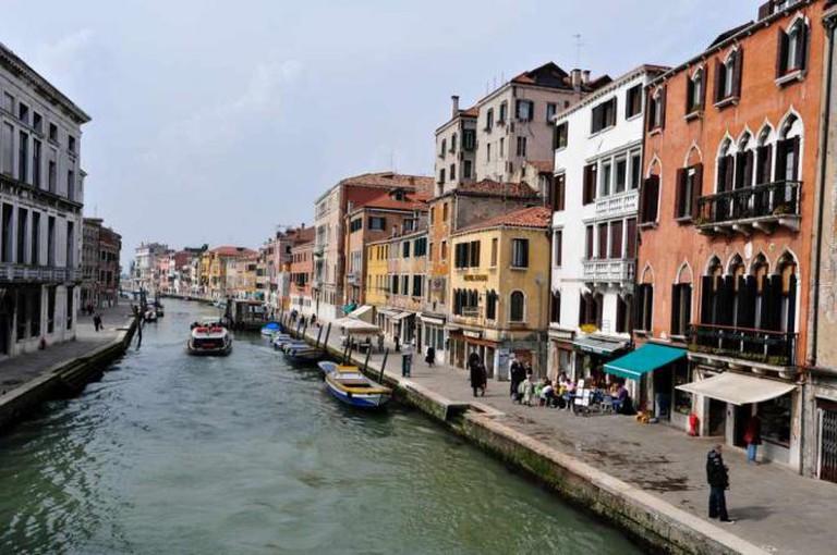 Cannaregio, Venice | © Henrik Berger Jorgensen/Flickr