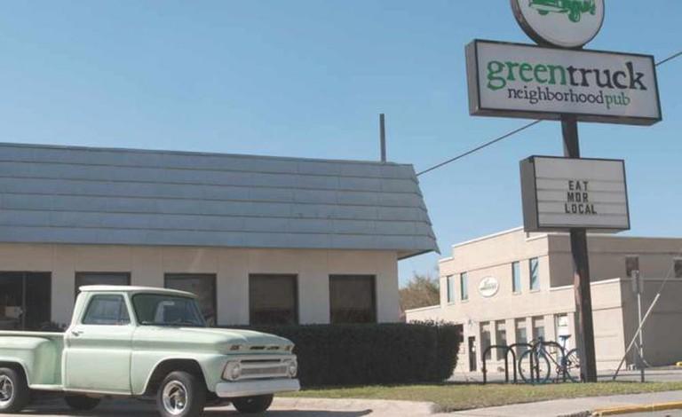 The Green Truck Pub