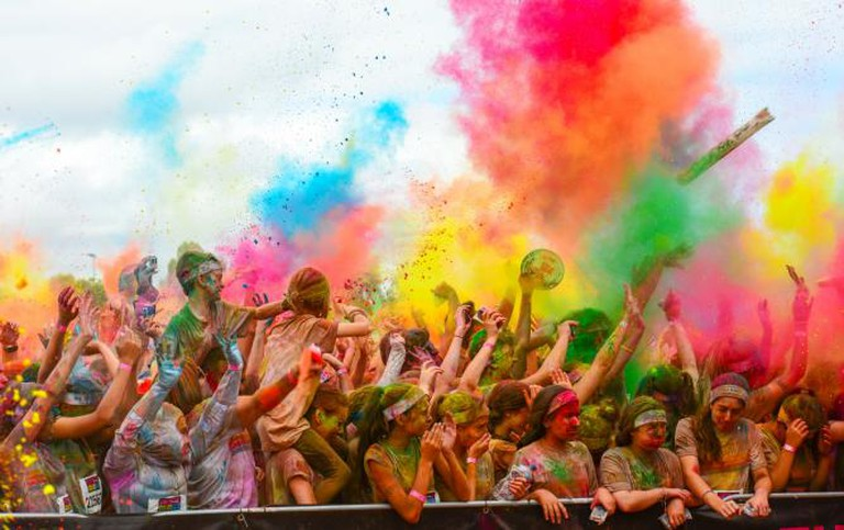 The Natal Color Run