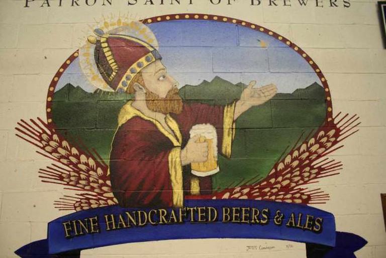 Patron Saint of Brewers | © Derek Key/Flickr
