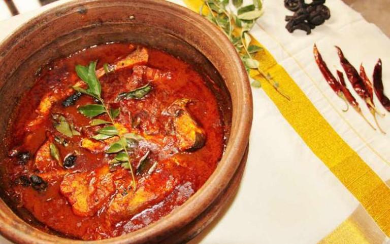 Fish Curry | © Prasad Pillai/Flickr