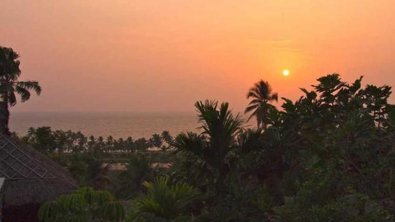 Taj Resort in Kovalam, Trivandrum | © bjoern/Flickr