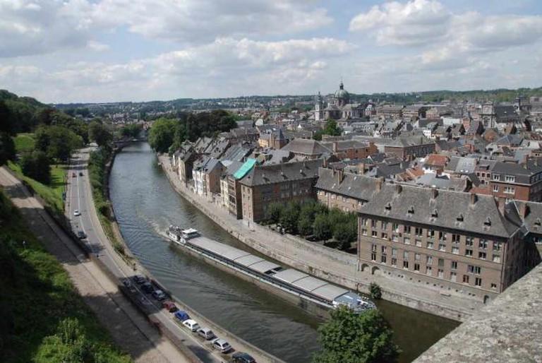 Boat ride I ©Office du Tourisme de Namur