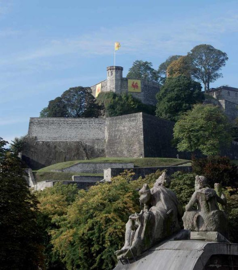 Citadel of Namur I @ Office de Tourisme de Namur