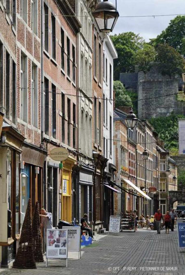 Old Town I © P. Lavandy / Office du Tourisme de Namur