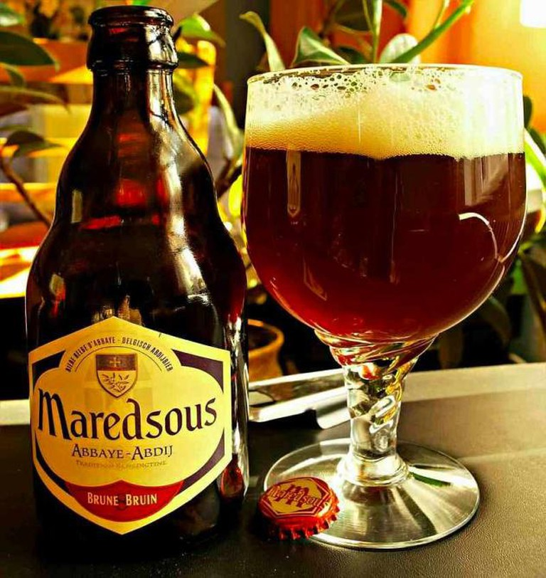 Maredsous bier I © Andreador/WikiCommons
