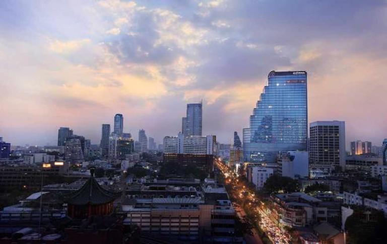 Pullman Bangkok Hotel G   © Roderick Eime/Flickr
