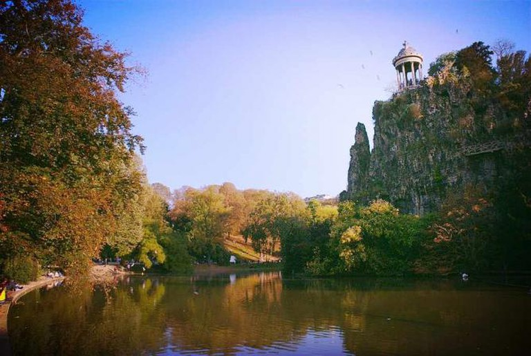 Buttes Chaumont | ©PpPachy/WikiCommons