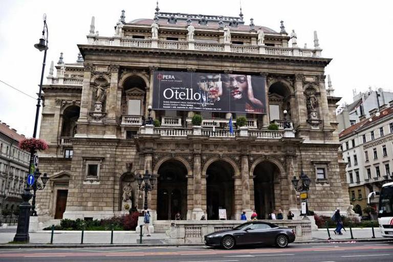 The Hungarian State Opera | © Sara Gonçalves