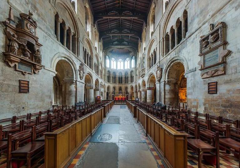 St Bartholomew the Great church   © DAVID ILIFF/WikiCommons