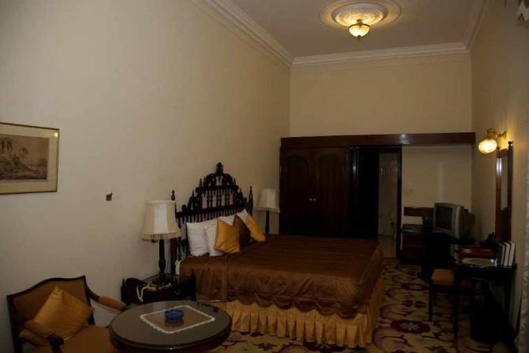 Deluxe Bedroom, India | © David Brossard/Flickr