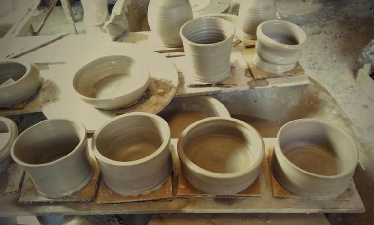 Take a ceramics class | © Su--May/Flickr