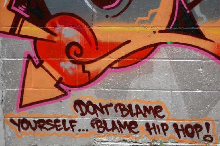 Blame Hip Hop | © Angie Linder/Flikr