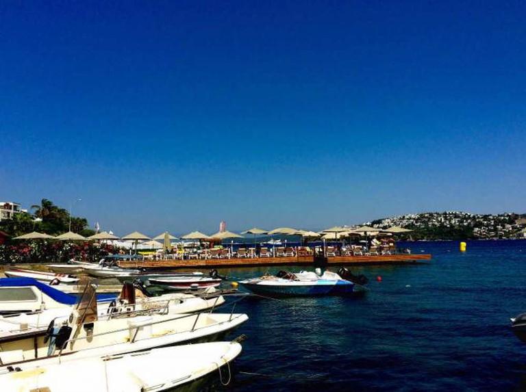 Gundogan beachfront