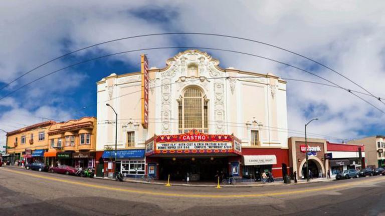 Castro Theatre   © Benson Kua/Flickr