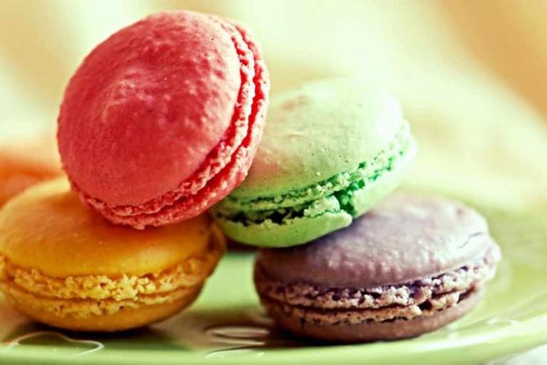 Macarons   © AliciaGriffin/Flickr