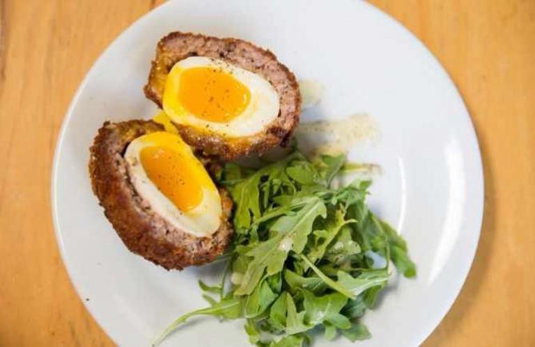 Scotch Egg | Courtesy of Hortencia Caires