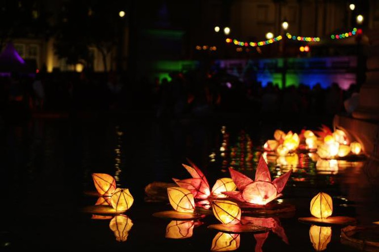 Diwali On The Square 2014 | © S Pakhrin / Flickr