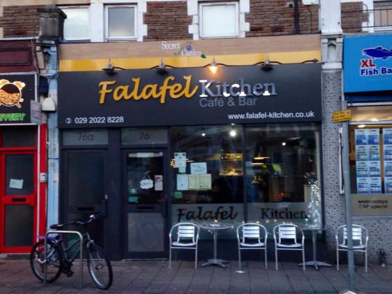 Falafel Kitchen | © IndiaLeigh