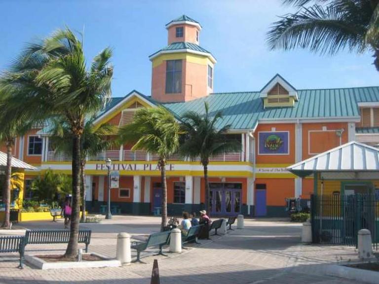 Festival Place Nassau