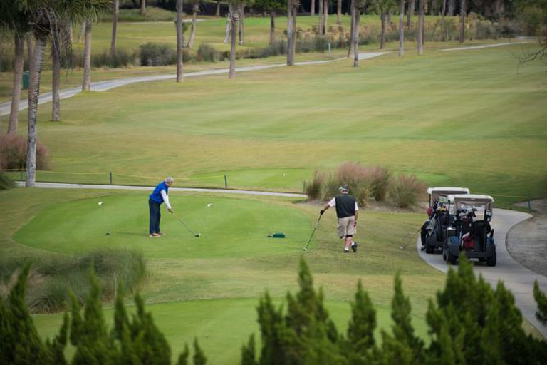 Seabrook Island gold course | Courtesy of Obviouslee Marketing