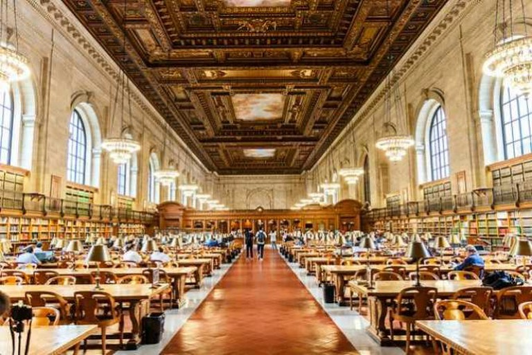 New York Public Library   © Jiahui Huang/Flickr