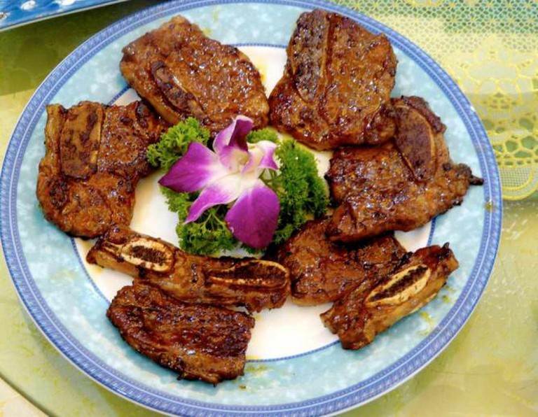 Chinese Food Guangdong | © sanfamedia.com/Flickr
