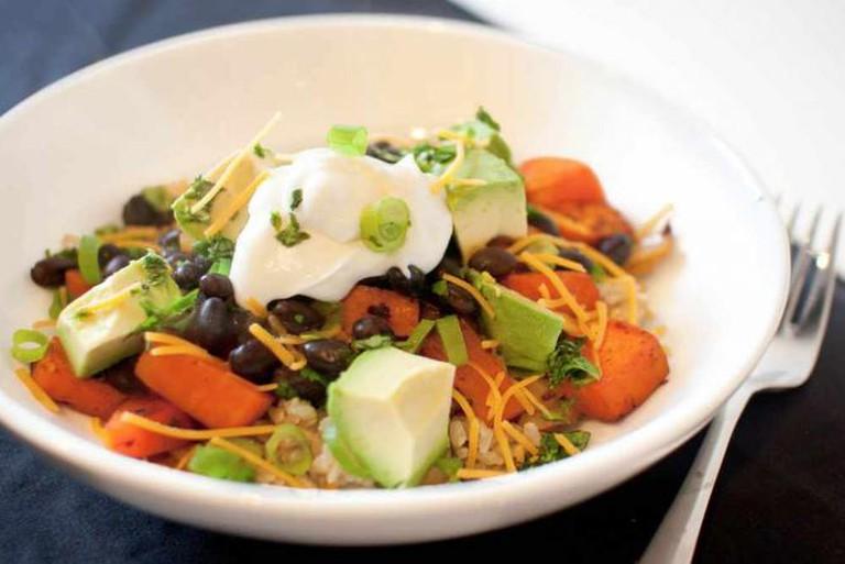 Smoky Chipotle Vegetarian Bowl | © Bobbi Bowers