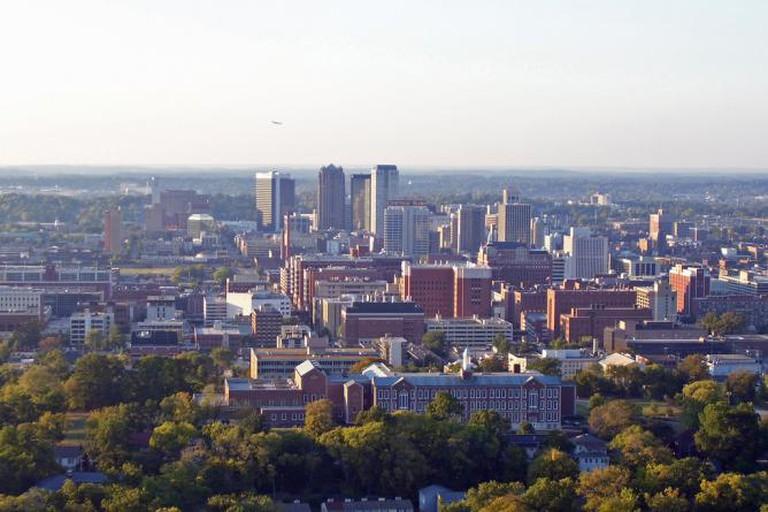 Birmingham's Skyline | © André Natta/Flickr