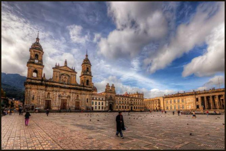 Plaza Bolívar ©Pedro Szekely/Flickr